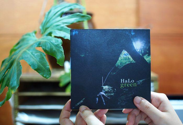 HaLo「green」が発売になりました!