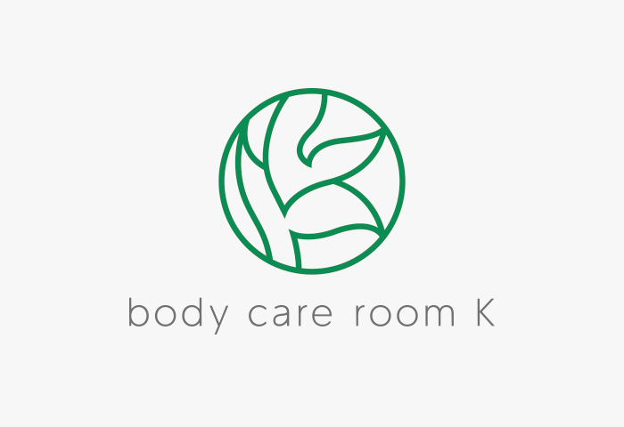 body care room K ロゴマーク