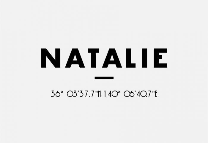 NATALIE ロゴマークリニューアル
