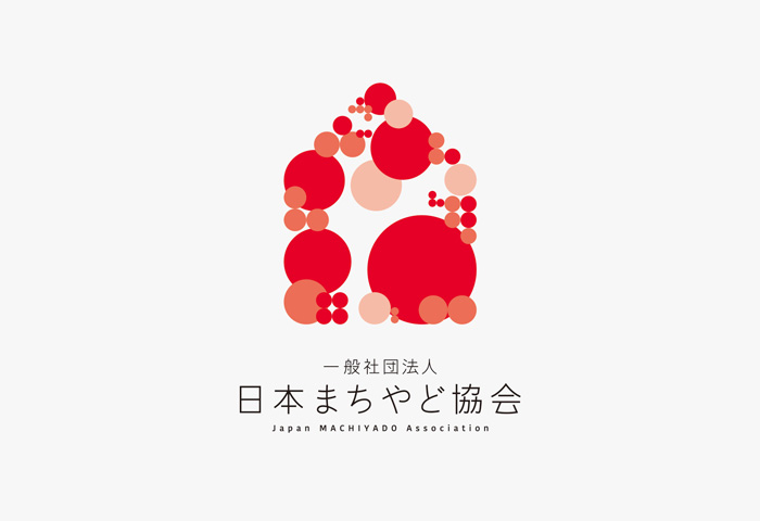 日本まちやど協会 ロゴマーク ウェブサイト