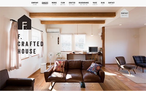 F.Crafted House