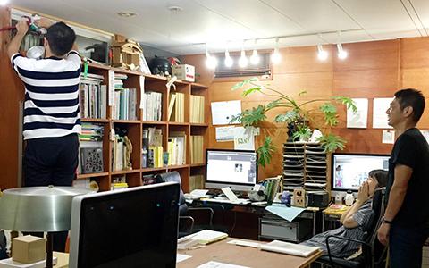 デザイン事務所で普段どんなことしてるの?