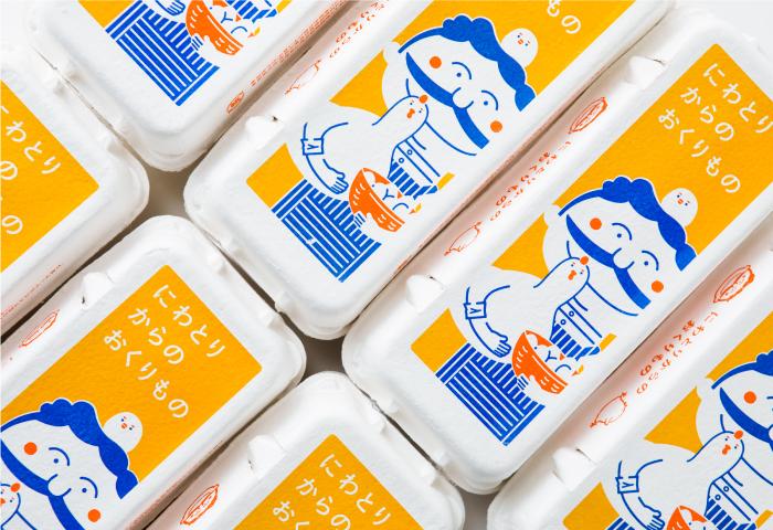 神奈川養鶏連 ぼくらのひよこプロジェクト ロゴマーク・web・絵本・動画・エッグモウルドパック