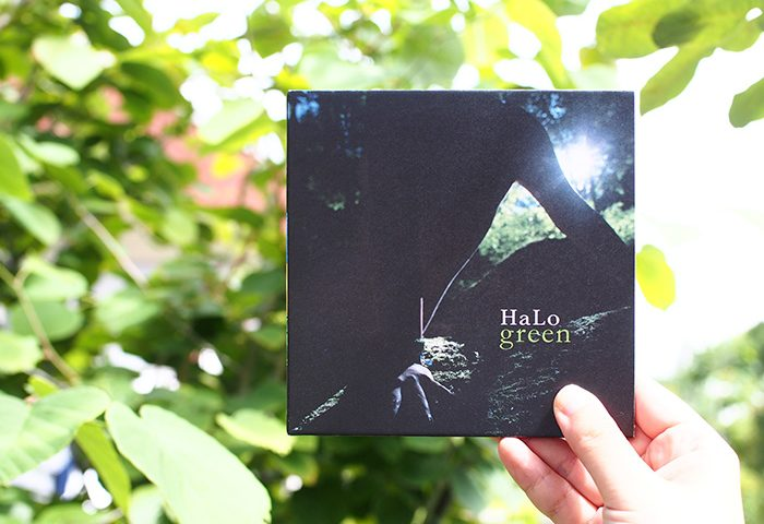 HaLo green CD・DM