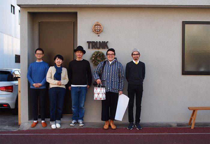 モノダム吉原さんとi,D石川さんにご来社いただいました!