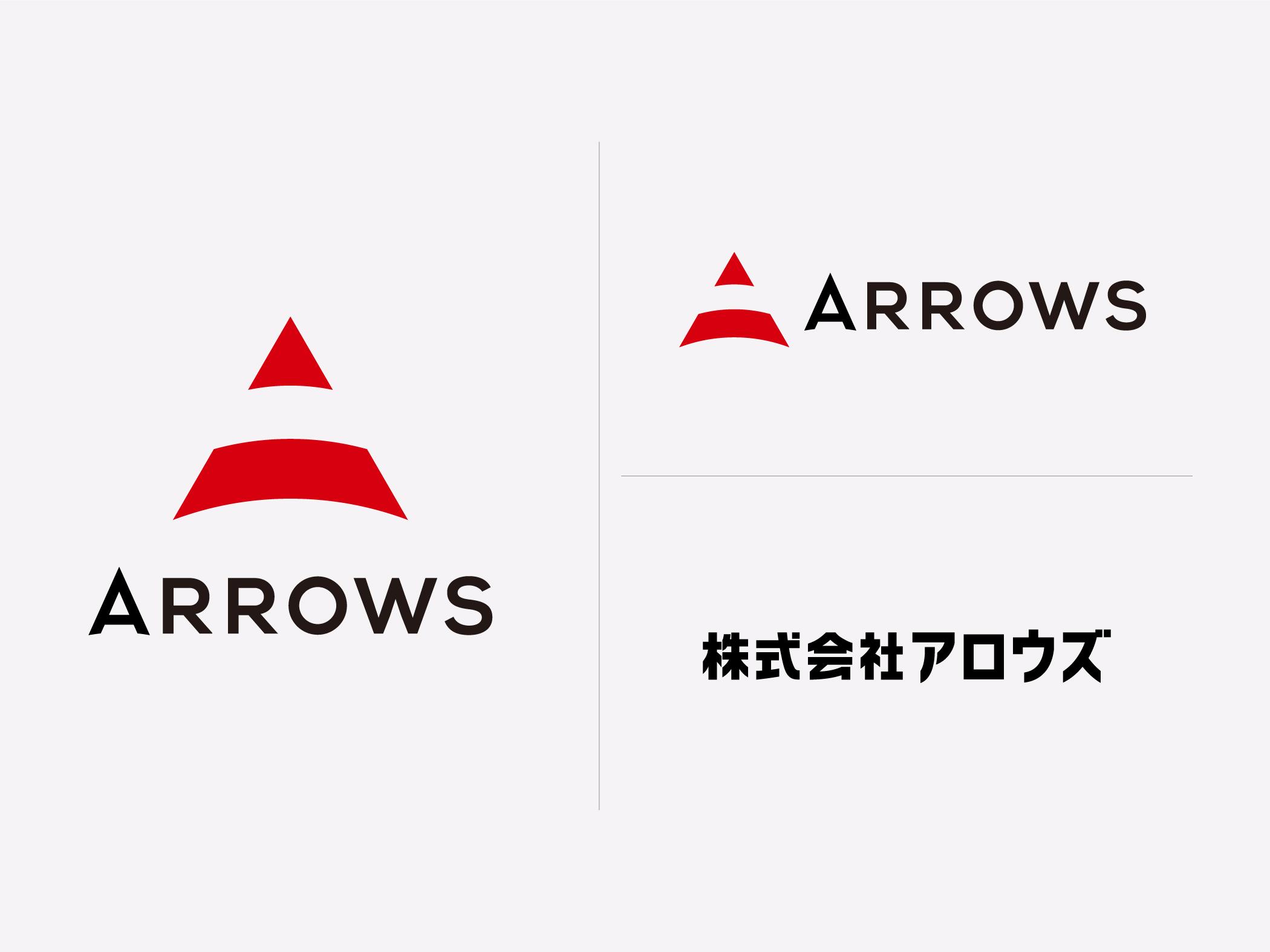 株式会社ARROWSのシンボルマーク