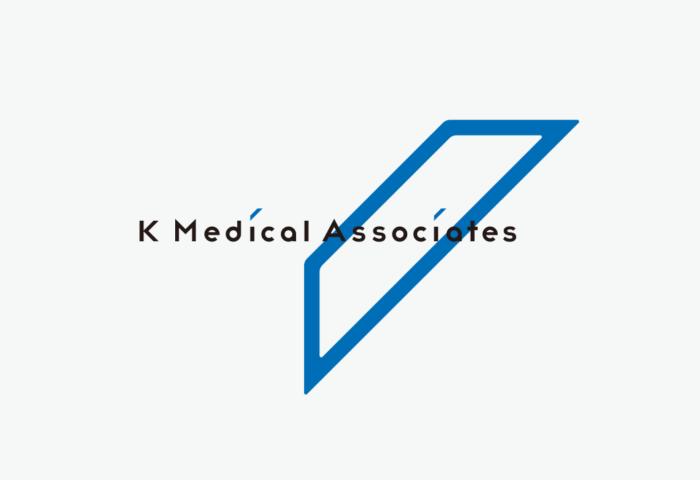 K Medical Associates ロゴ、名刺