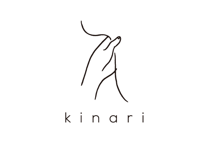 kinari ロゴマーク