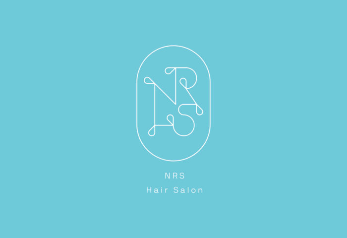 Hair Salon NRS ロゴマーク