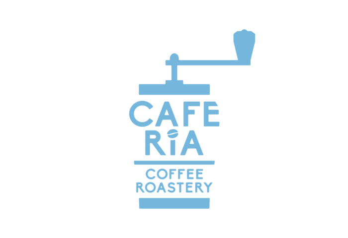 CAFERIA ロゴ
